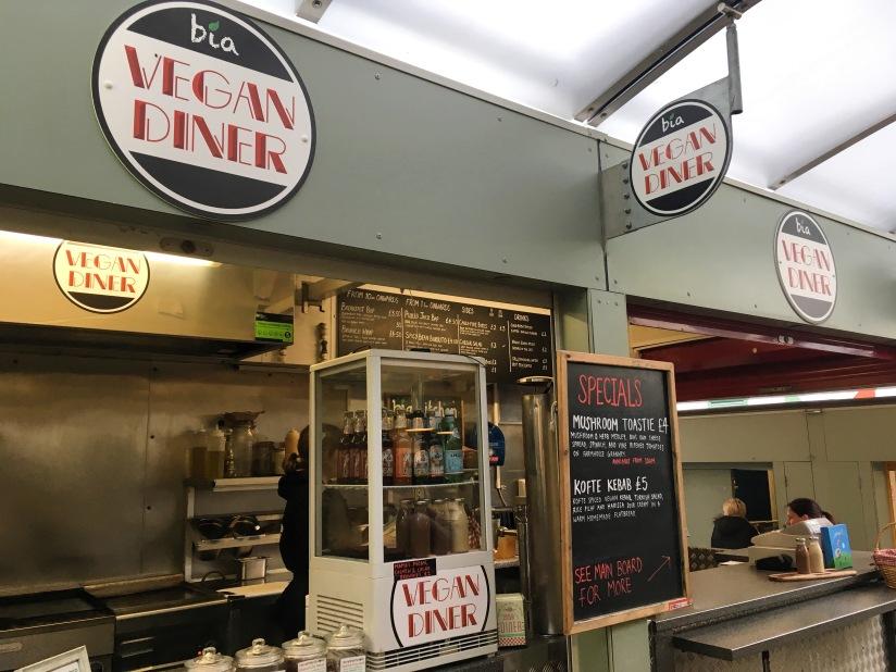 Bia Kitchen, Norwich Market