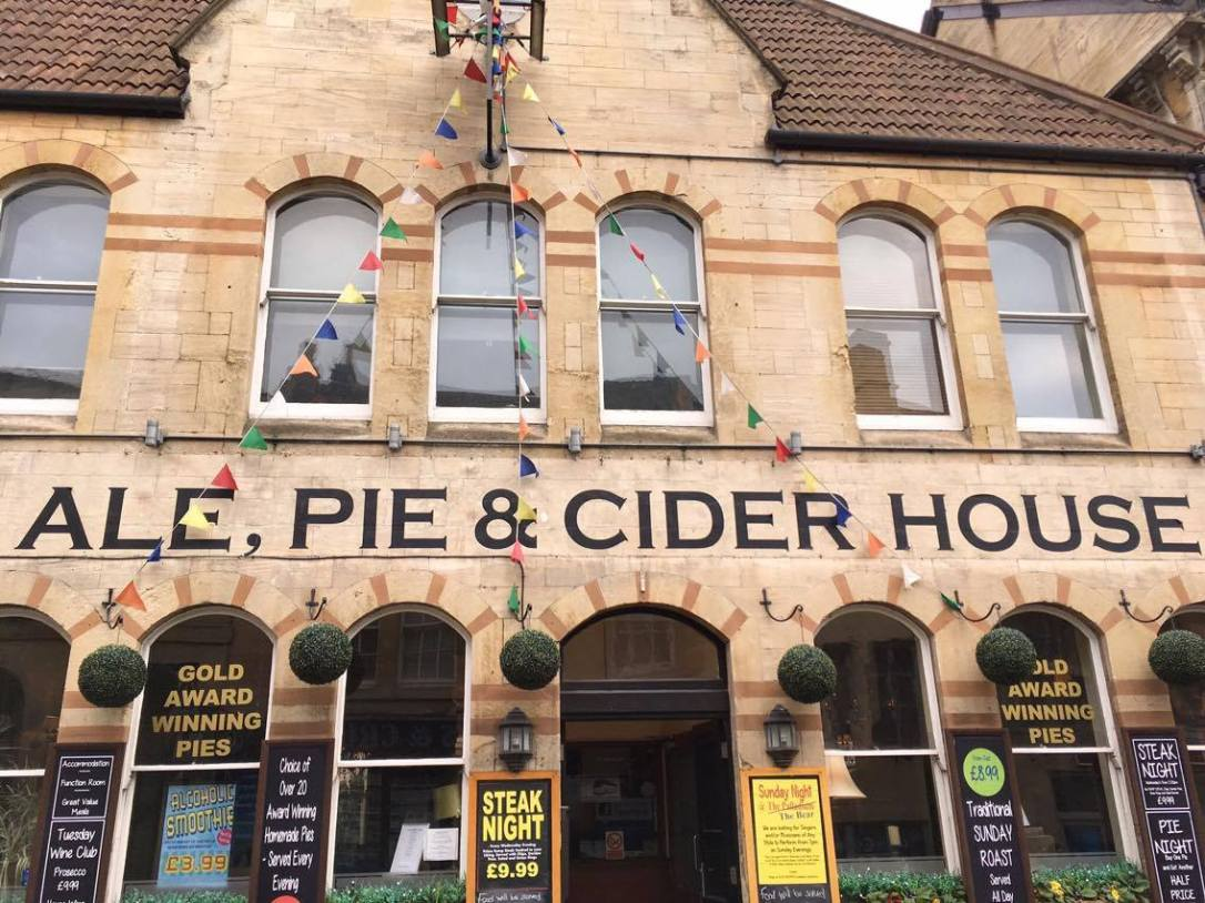 Ale, Pie and Cider House, Bradford on Avon