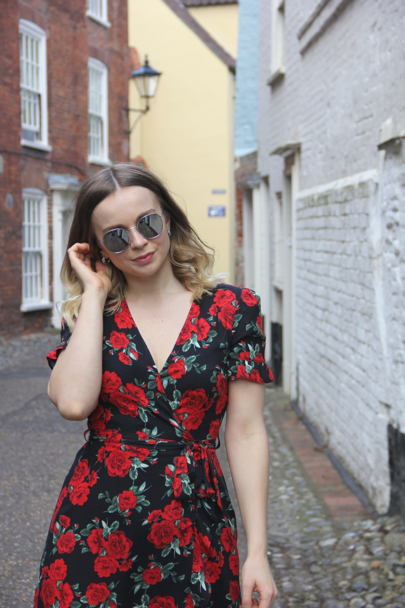 Primark summer dress outfit