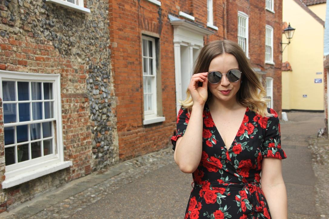 Primark summer floral dress