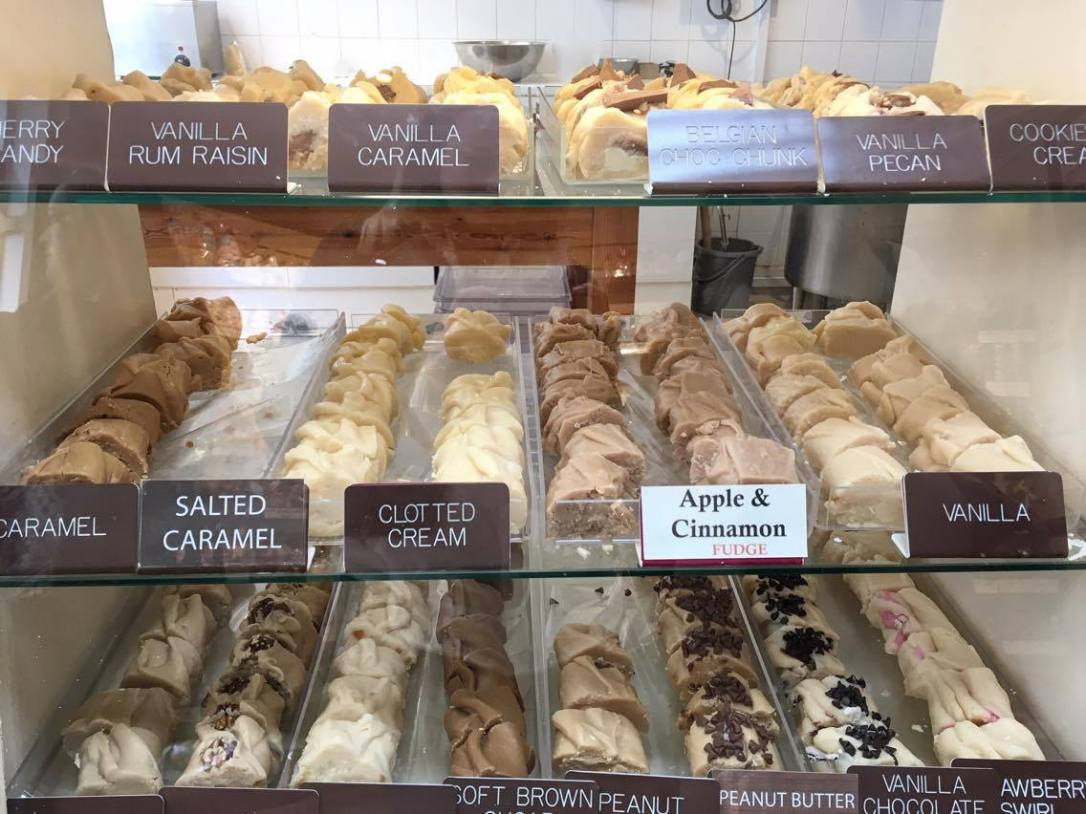 The Fudge Factory, Bath