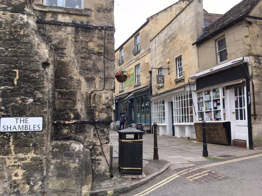 The Shambles, Bradford on Avon