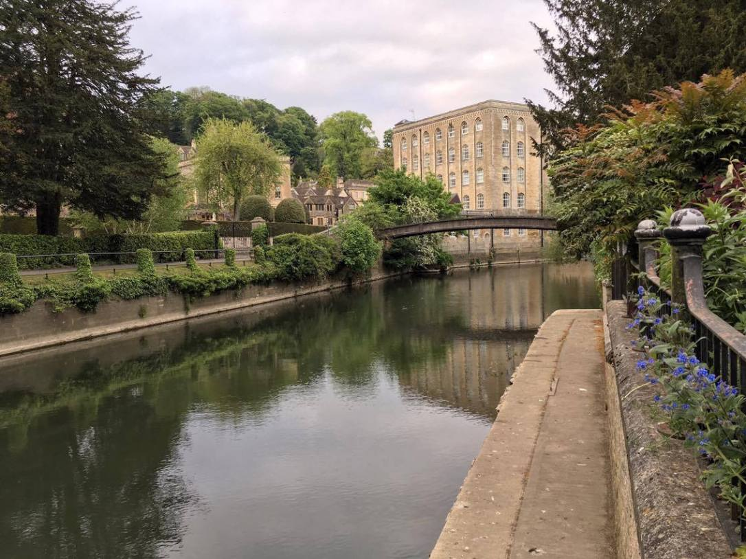Walk along the River Avon, Bradford on Avon