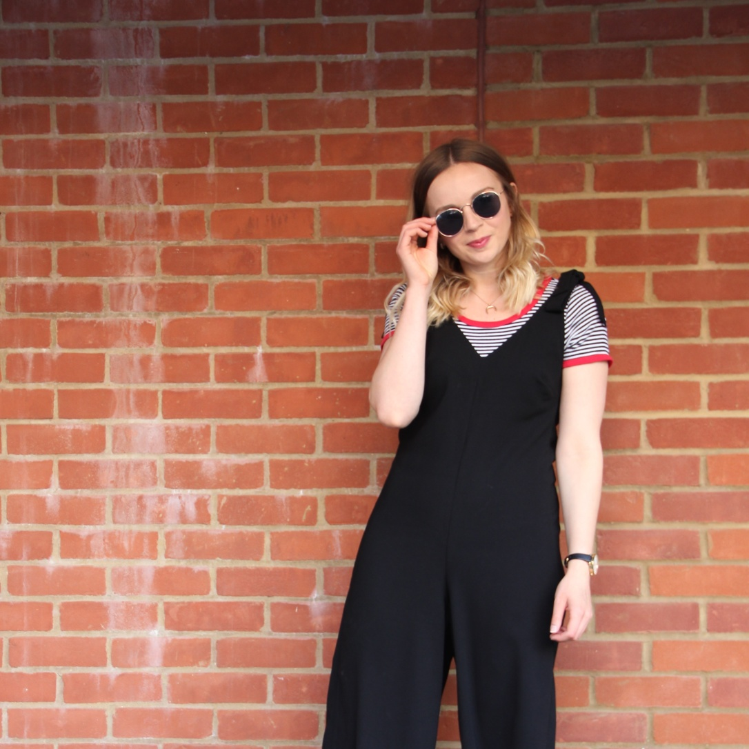 Casual styling jumpsuit