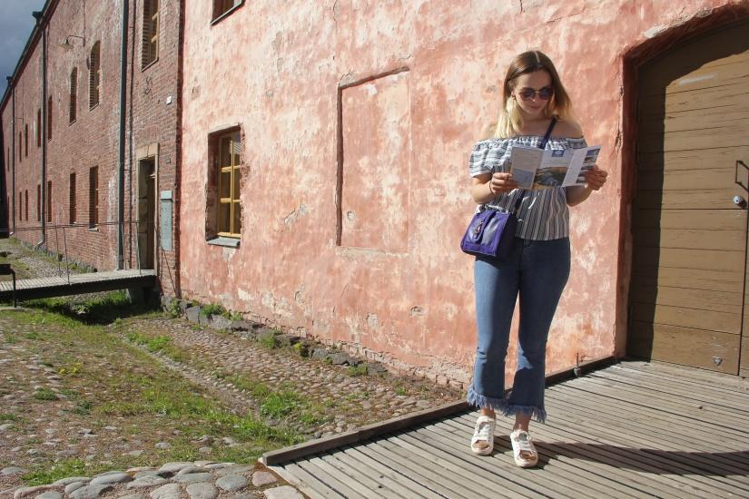 Exploring Suomenlinna