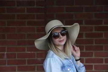 Primark straw hat