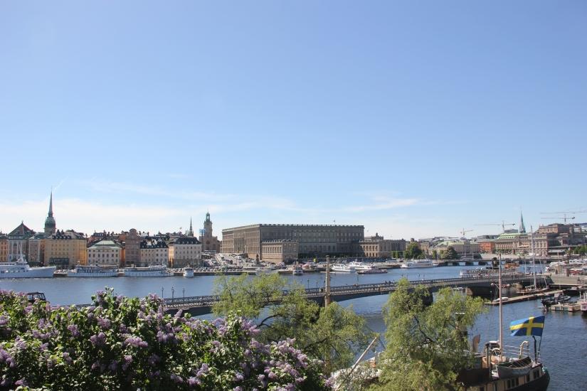Skeppsholmen viewpoint