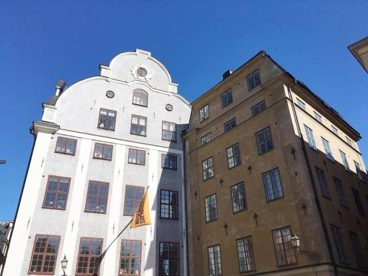 Stortorget Gamla Stan Stockholm