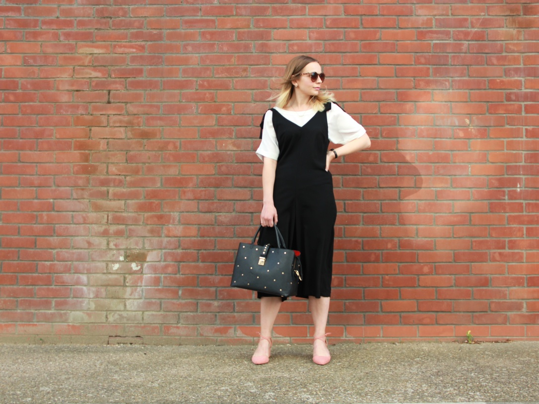 Styling a culotte jumpsuit