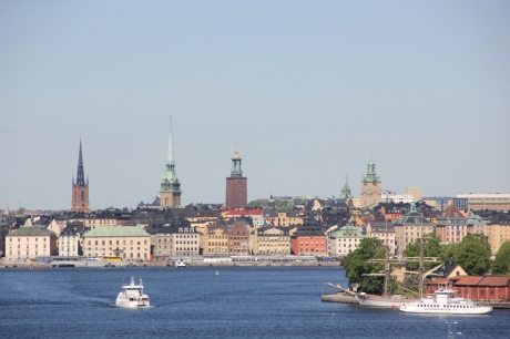 Views in Stockholm