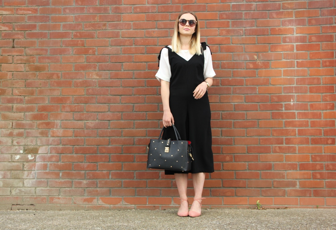 Ways to style a culotte jumpsuit