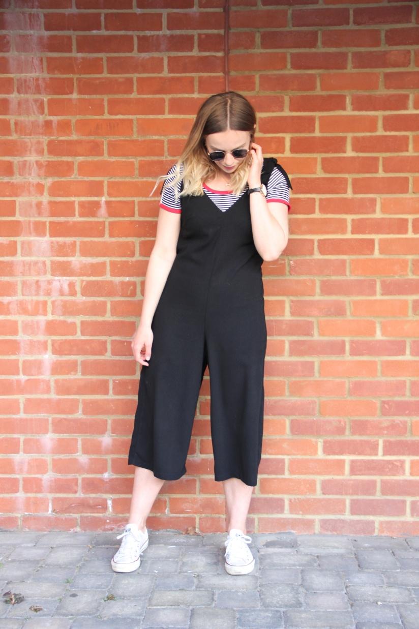 Ways to wear a culotte jumpsuit