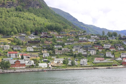 Fjords cruise Norway in a Nutshell