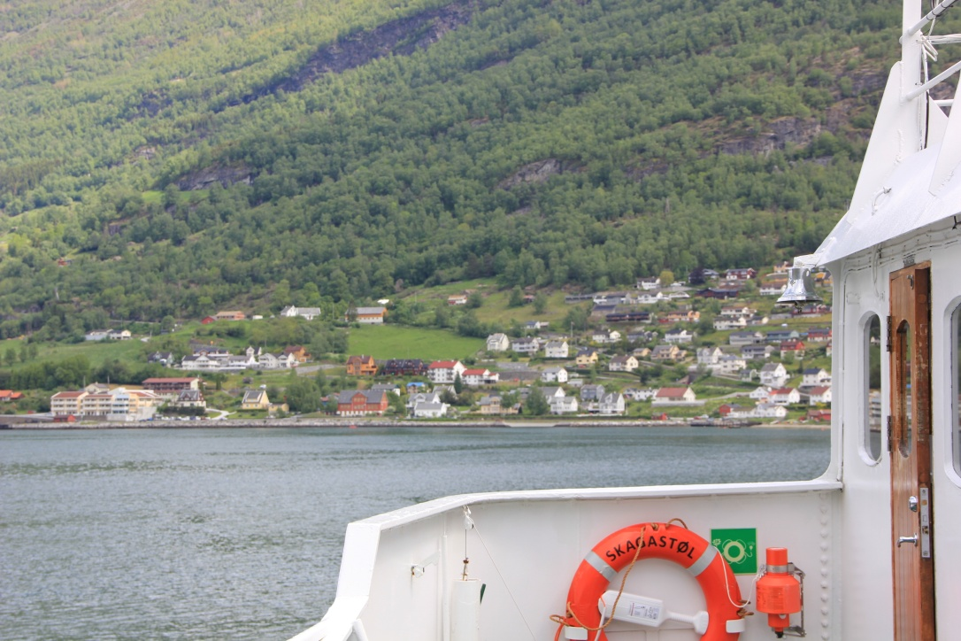 Fjords cruise