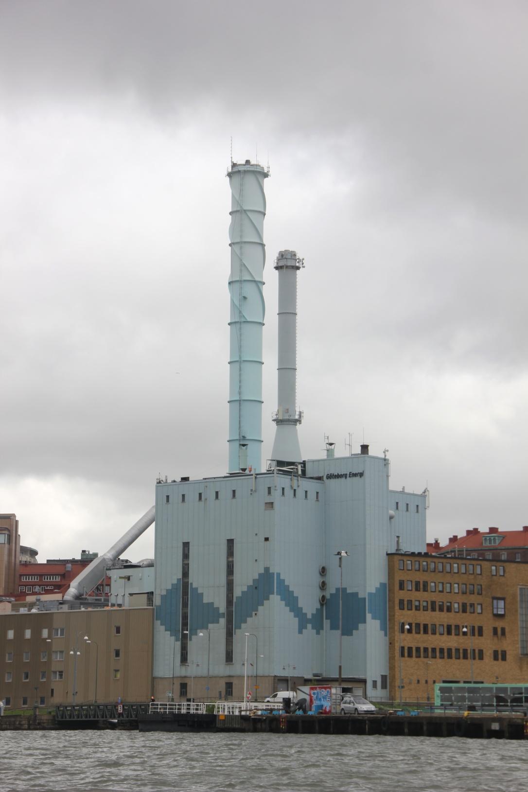 Gothenburg Paddan trip