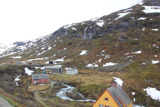 Myrdal station Norway in a Nutshell
