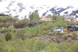 Norway in a Nutshell Flam railway