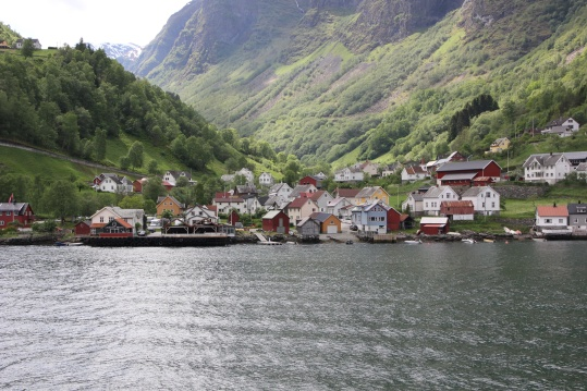 Norway jords cruise
