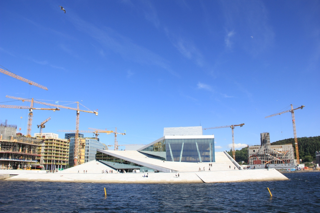 Reasons to visit Oslo Art and Design Opera House