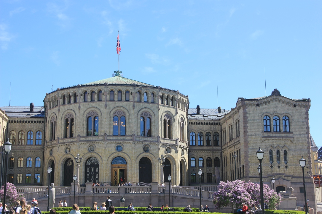 Reasons to visit Oslo Clean city