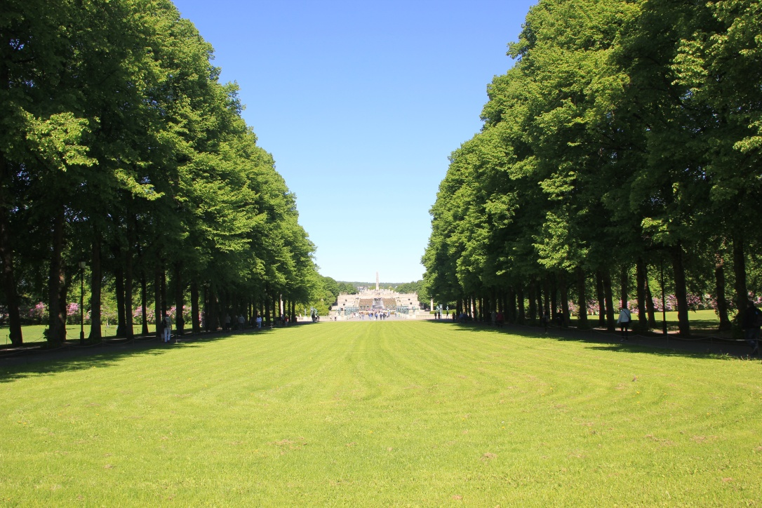 Reasons to visit Oslo green spaces