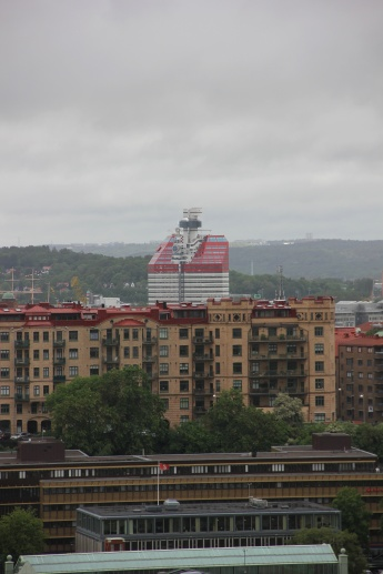 View over Gothenburg
