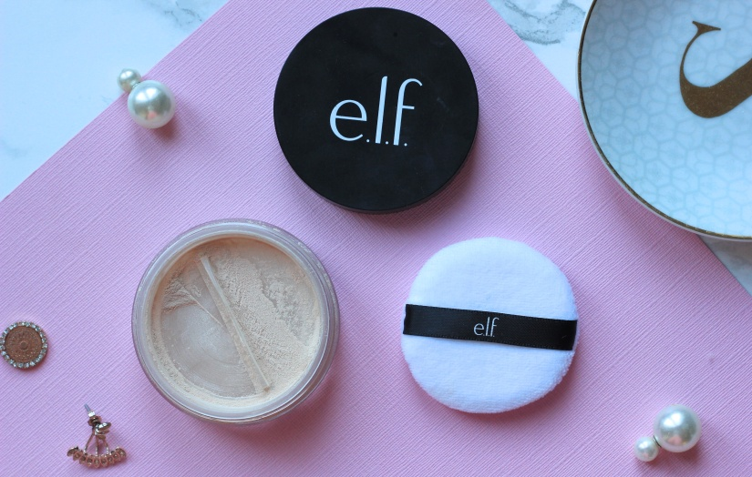 e.l.f high definitin powder soft luminence review