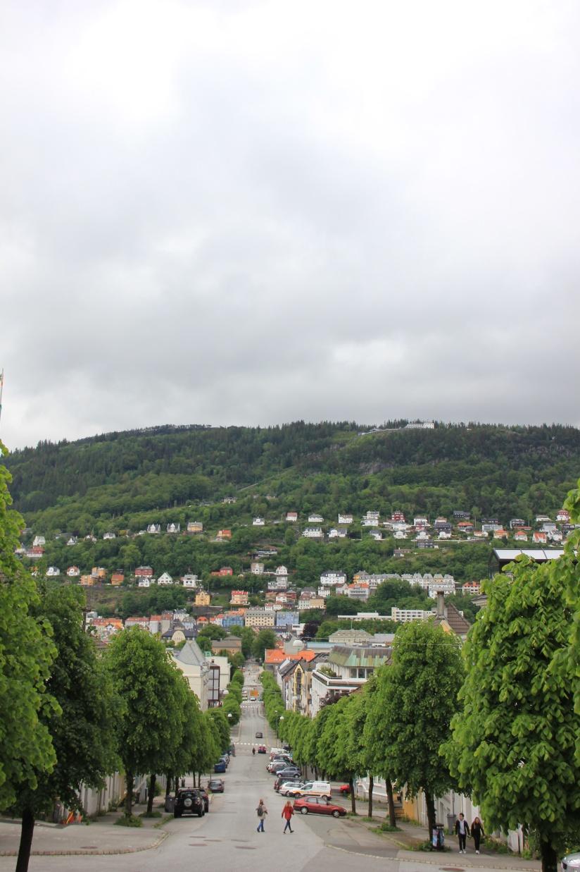 Exploring Bergen