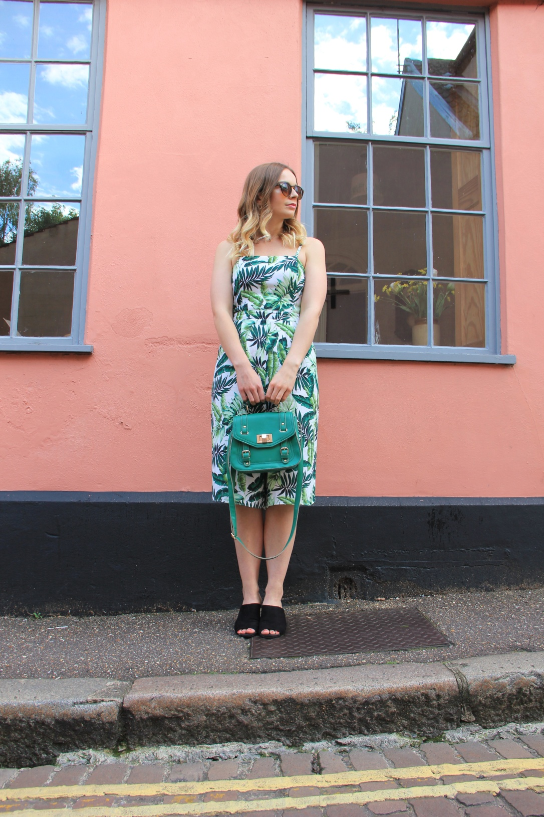 How to style a culotte jumpsuit