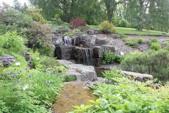 Oslo on a budget botanical gardens