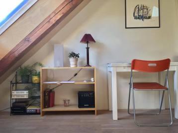 Oslo on a budget loft apartment