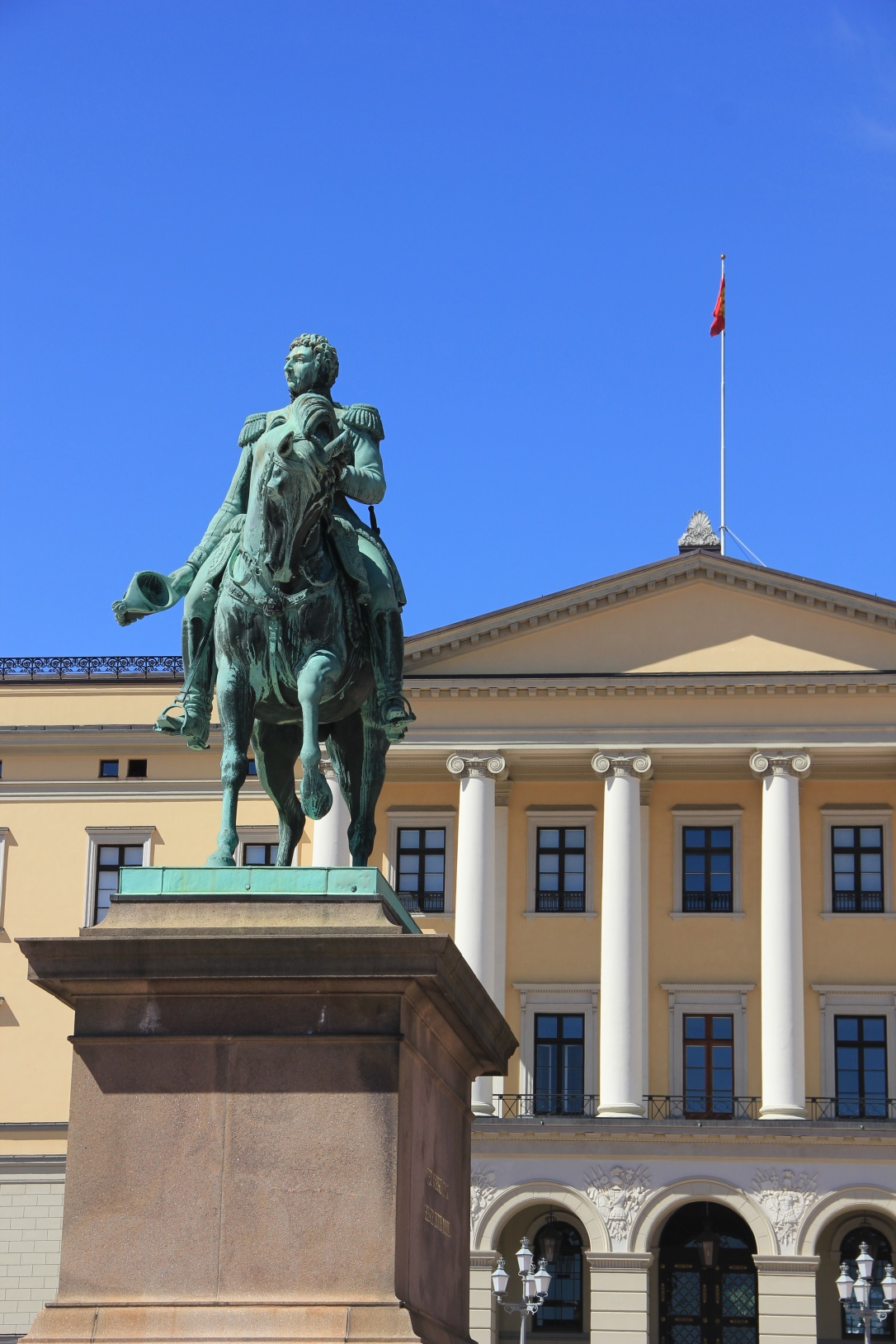 Oslo on a budget palace