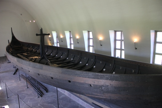 Oslo on a budget viking museum