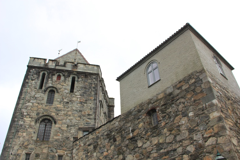 Things to do in Bergen city - Rosenkrantz tower