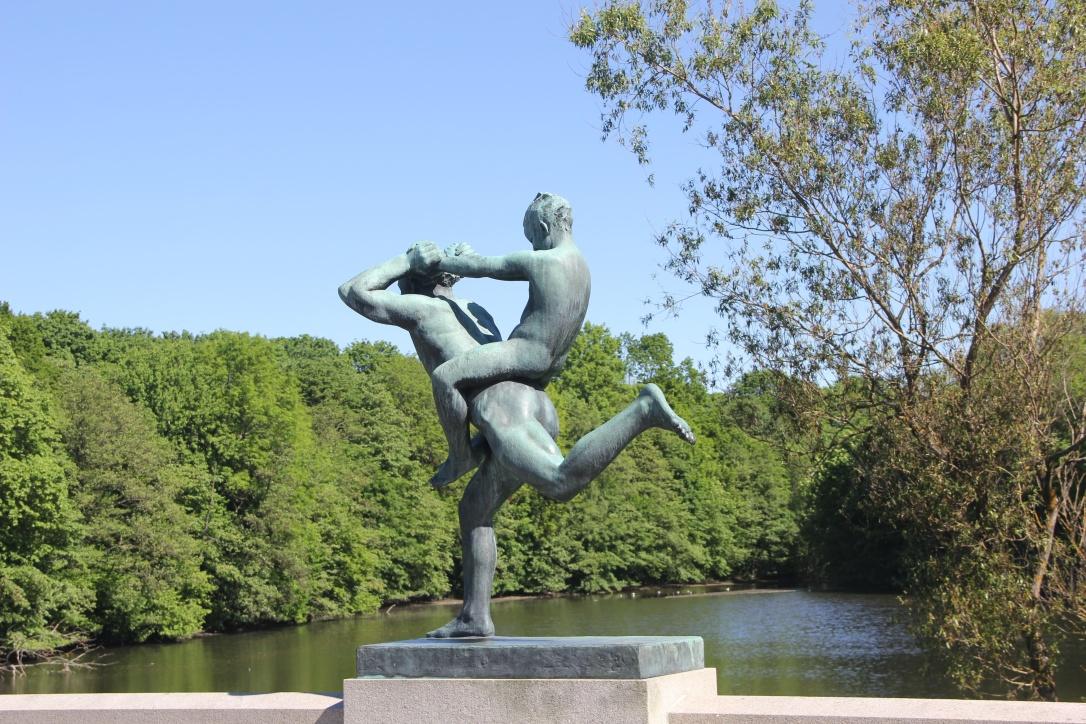 Things to do in Oslo Vigeland Sculpture Park