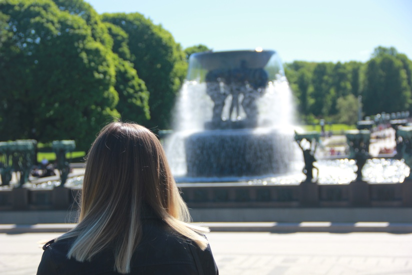 Things to do Oslo park