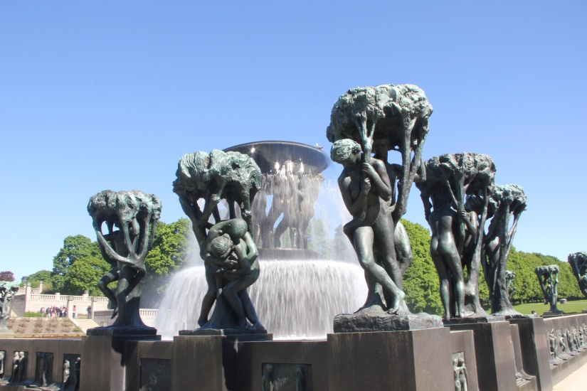Vigeland Park Oslo
