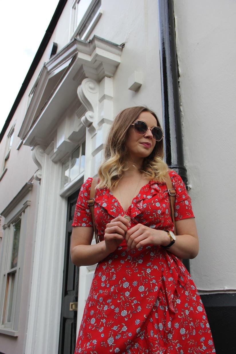 Ways to wear a tea dress