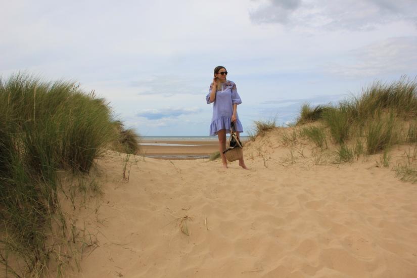 Wells beach summer