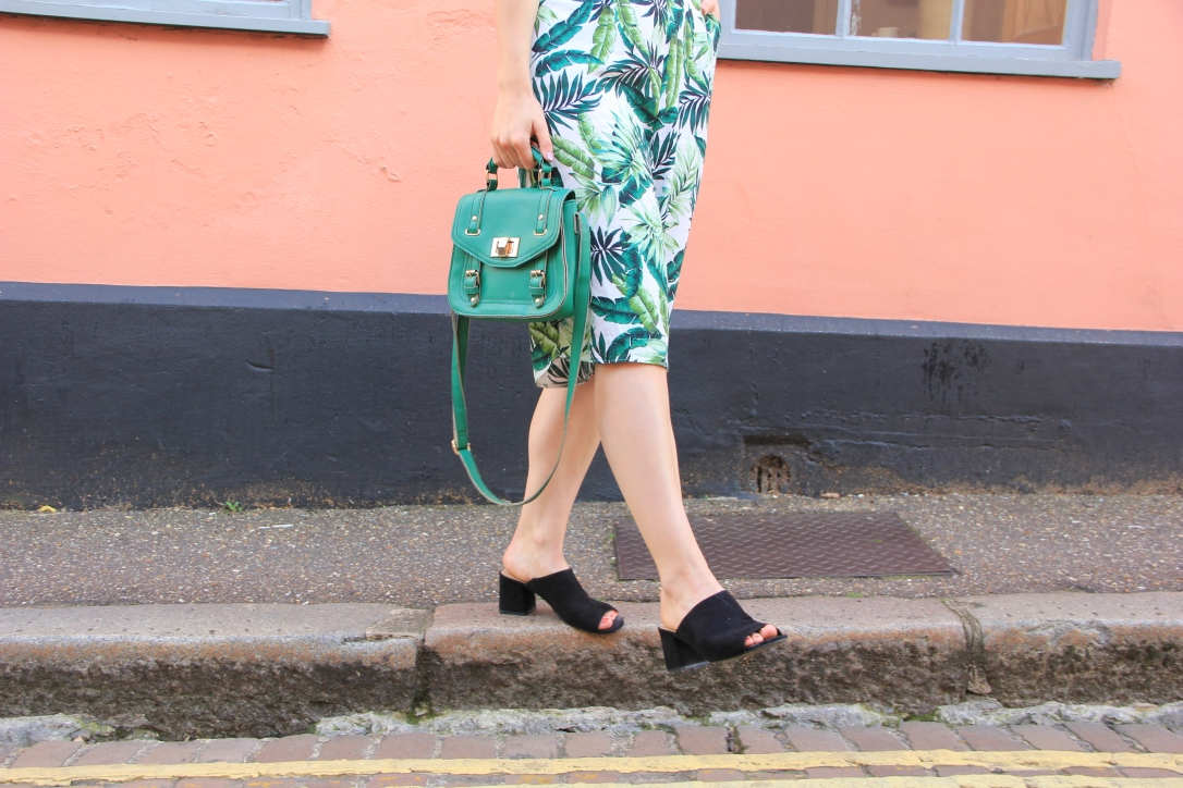What to wear with a culotte jumpsuit