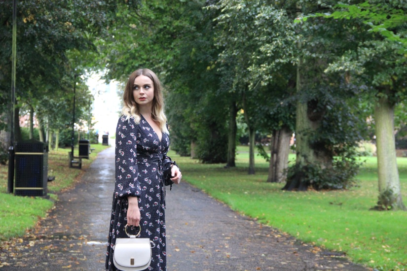Autumnal dress