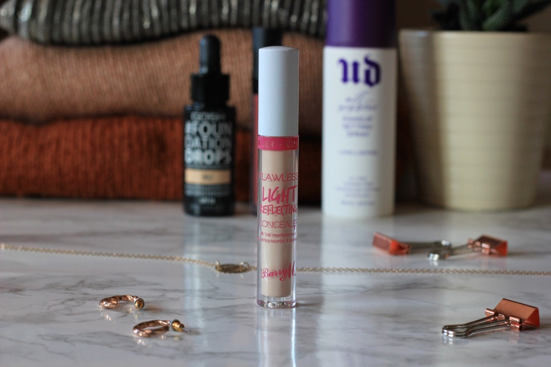 Barry M Flawless Concealer review