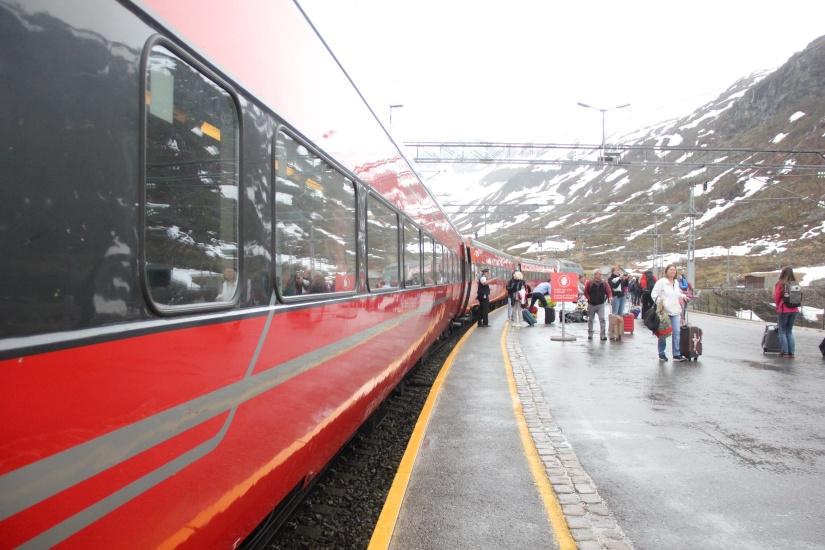 Bergen Railway Myrdal