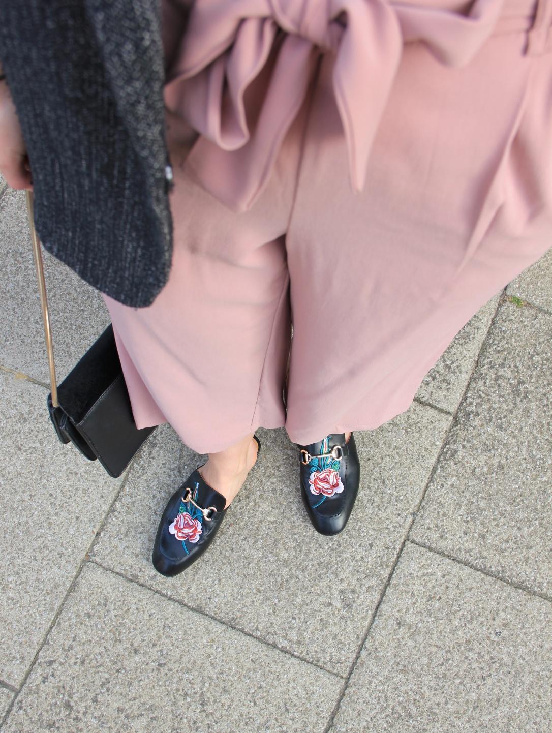 Early autumn footwear