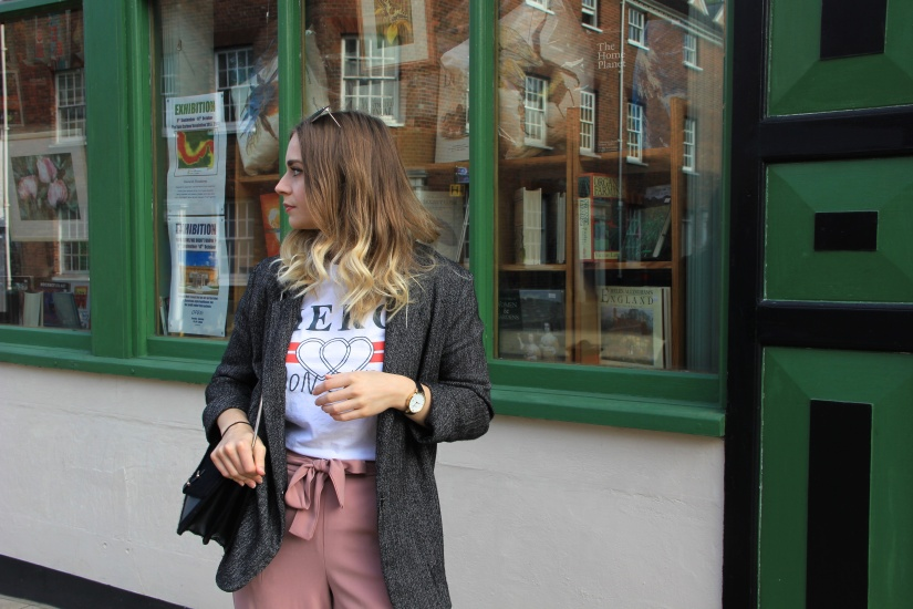 Early autumn outfit ideas