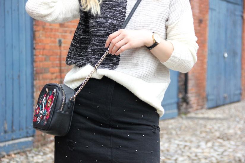 Matalan colour block jumper