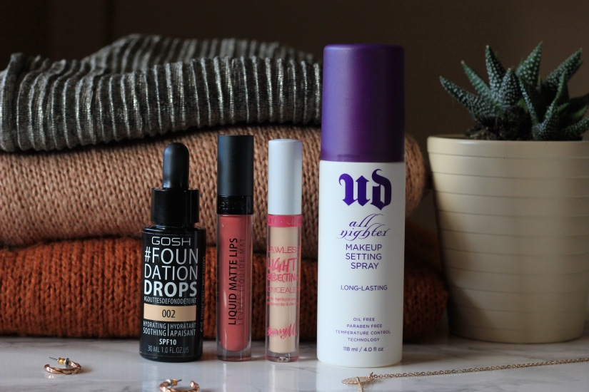 Urban Decay All Nighter Review