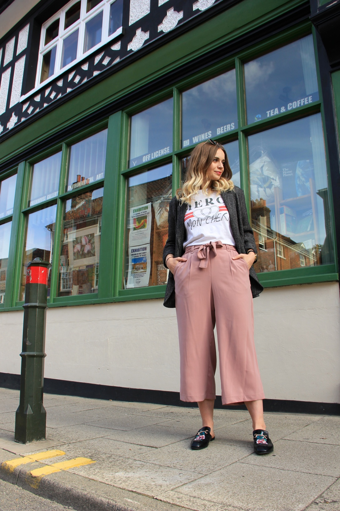 What to wear for transition to autumn