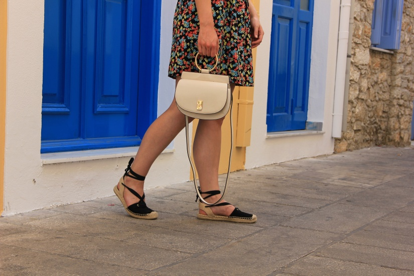 Holiday style espadrilles