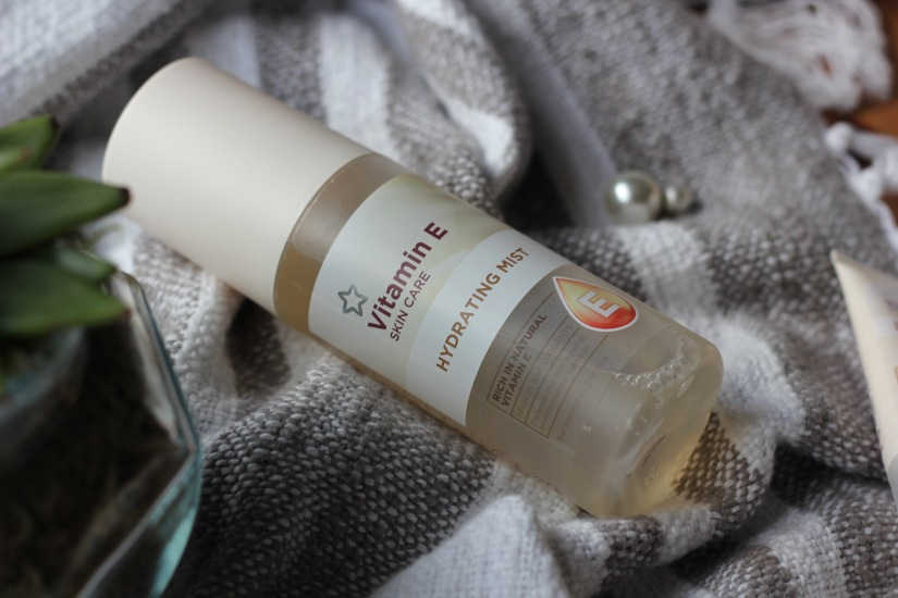 Superdrug Vitamin E Hydrating Mist review